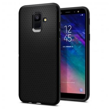 "Obal Spigen ""Liquid Air"" pro Samsung Galaxy A6 2018"