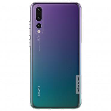 """Prémiový tenký obal """"Nature"""" Huawei P20 Pro - průhledný"""