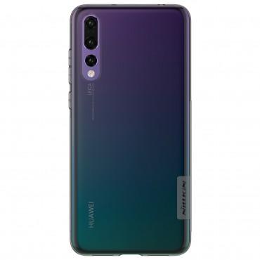 """Premium tenký kryt """"Nature"""" pro Huawei P20 Pro - šedý"""