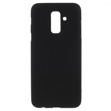 TPU gelový obal pro Samsung Galaxy A6 Plus 2018 - černý