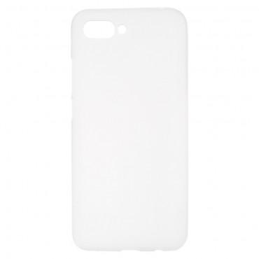 TPU gelový obal pro Huawei Honor 10 - bílý
