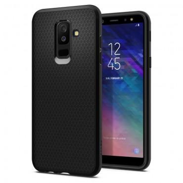 "Obal Spigen ""Liquid Air"" pro Samsung Galaxy A6 Plus 2018"