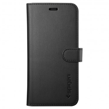 "Pouzdro Spigen ""Wallet S"" pro Samsung Galaxy A6 2018 - black"