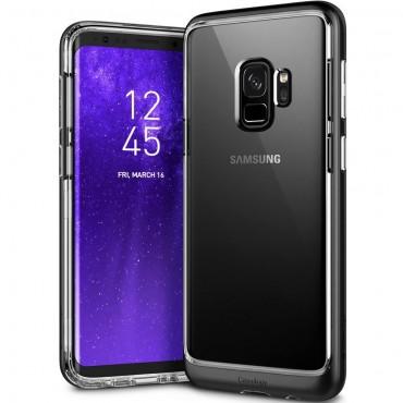Kryt Caseology Skyfall Series pro Samsung Galaxy S9 - black