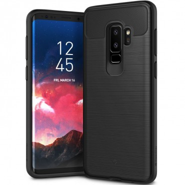Kryt Caseology Vault Series pro Samsung Galaxy S9 Plus - black