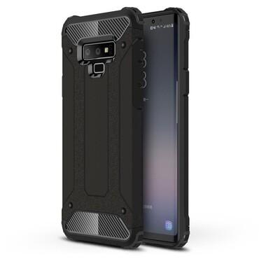 """Robustní kryt """"Rock"""" pro Samsung Galaxy Note 9 - černé"""