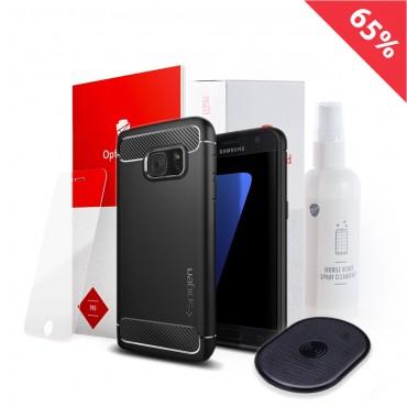4Pack pro nabíjení a ochranu pro Samsung Galaxy S7