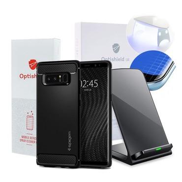 4Pack pro nabíjení a ochranu pro Samsung Galaxy Note 8