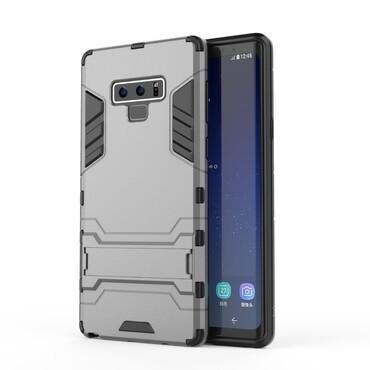 """Robustní obal """"Impact X"""" pro Samsung Galaxy Note 9 - šedý"""