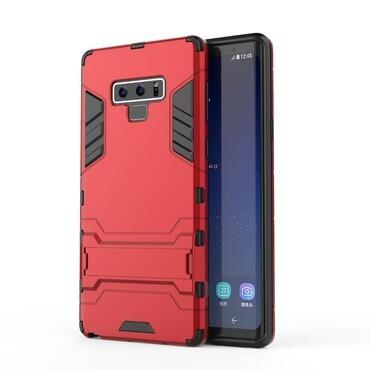 """Robustní obal """"Impact X"""" pro Samsung Galaxy Note 9 - červený"""