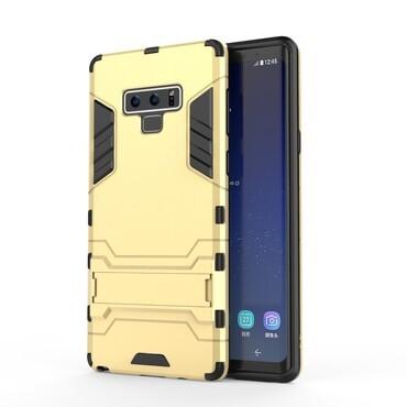 """Robustní obal """"Impact X"""" pro Samsung Galaxy Note 9 zlaté barvy"""