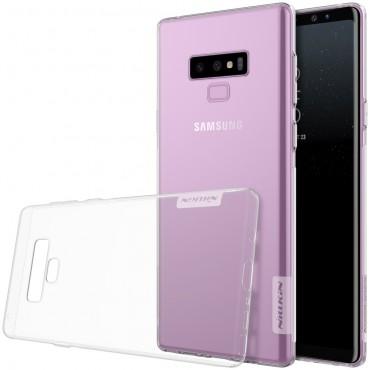"Prémiový tenký obal ""Nature"" Samsung Galaxy Note 9 - průhledný"