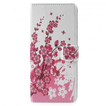 """Módní pouzdro """"Flower Bloom"""" pro Samsung Galaxy Note 9"""