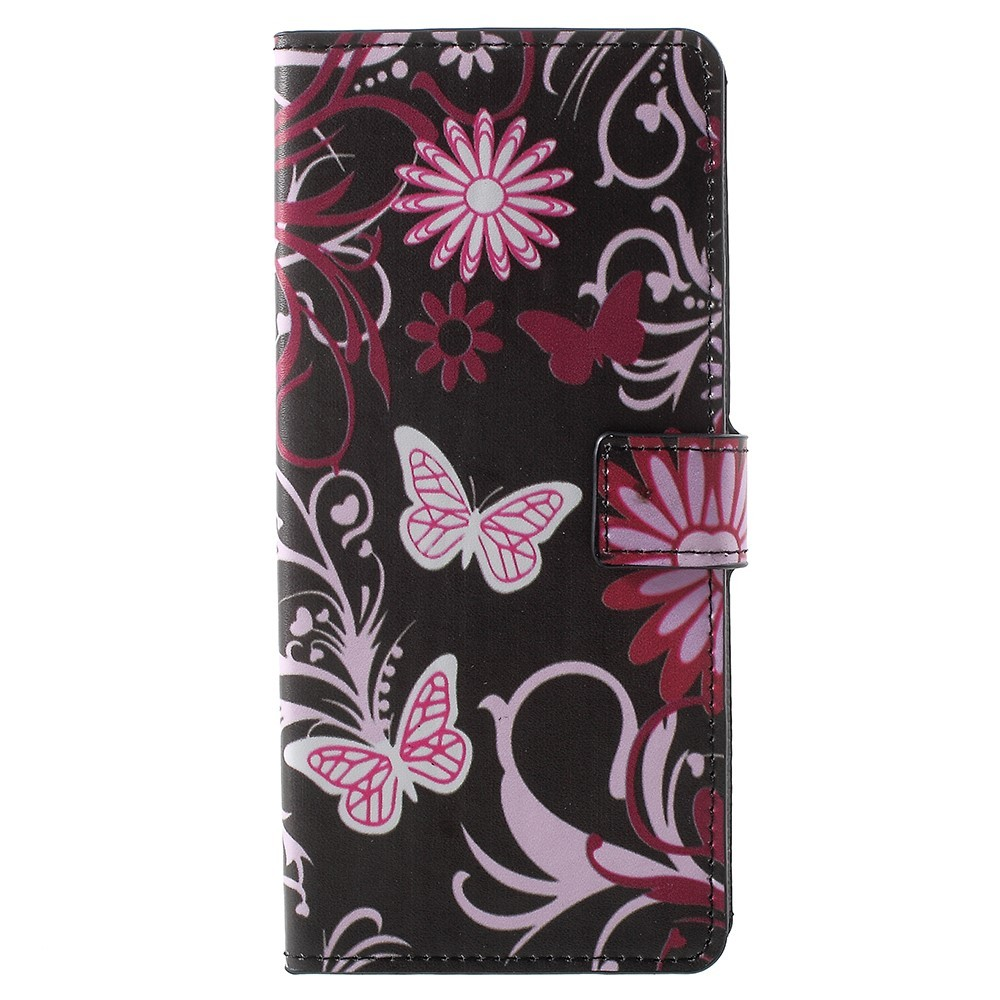"""Módní pouzdro """"Flower World"""" pro Samsung Galaxy Note 9"""