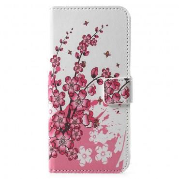 "Módní pouzdro ""Flower Bloom"" pro Huawei Y6 2018 / Honor 7A"