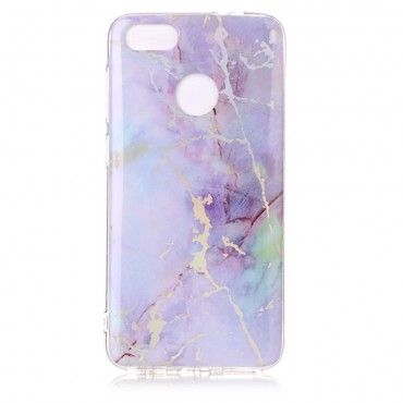 "Módní kryt ""Marble"" pro Huawei P9 Lite Mini - růžové"