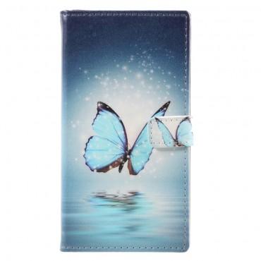 """Módní pouzdro """"Water Butterfly"""" pro Huawei P9 Lite Mini"""