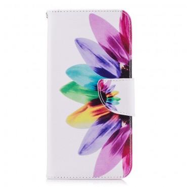 "Módní pouzdro ""Petals"" pro Huawei P Smart"