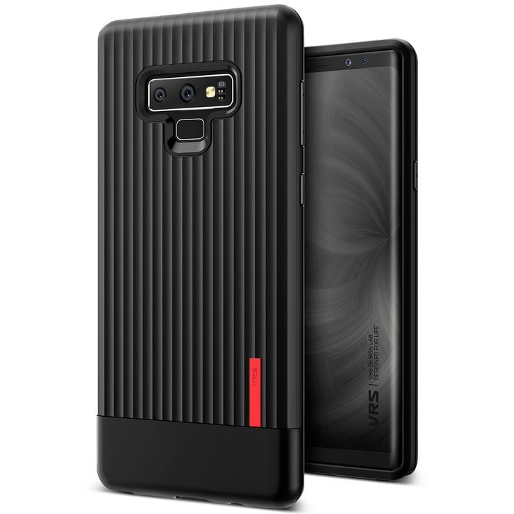 "Kryt VRS Design ""Single Fit"" pro Samsung Galaxy Note 9 - black"