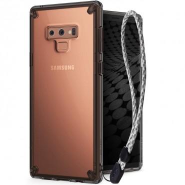 "Kryt Ringke ""Fusion"" pro Samsung Galaxy Note 9 - smoke black"