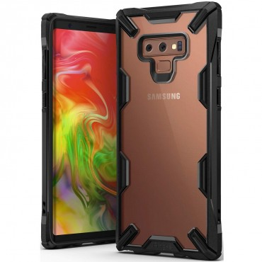 "Kryt Ringke ""Fusion X"" pro váš Samsung Galaxy Note 9 – black"