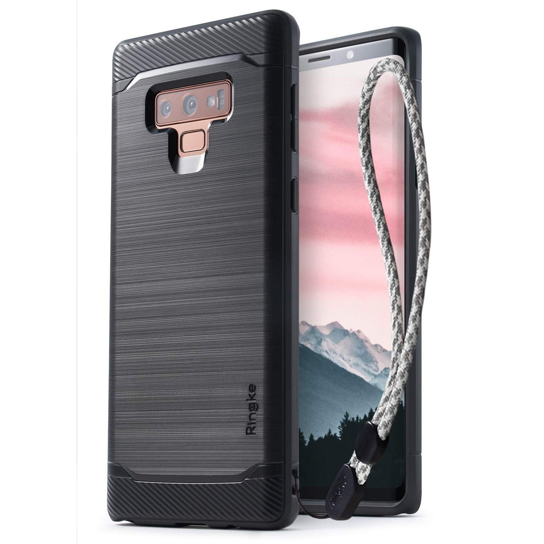 "Kryt Ringke ""Onyx"" pro Samsung Galaxy Note 9 - černý"