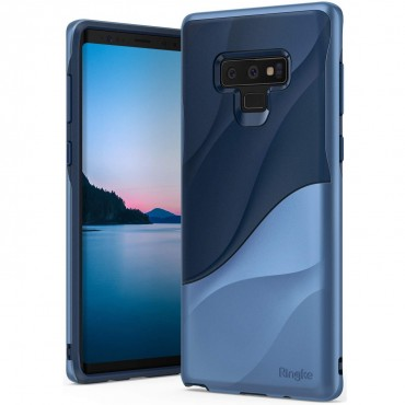 "Kryt Ringke ""Wave"" pro Samsung Galaxy Note 9 - coastal blue"