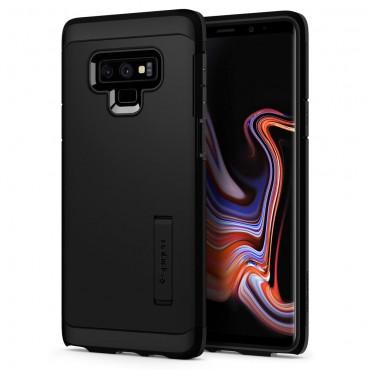 """Obal Spigen """"Tough Armor"""" pro Samsung Galaxy Note 9 - černý"""