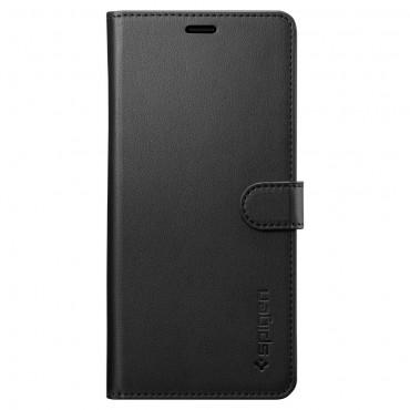 "Pouzdro Spigen ""Wallet S"" pro Samsung Galaxy Note 9 - black"