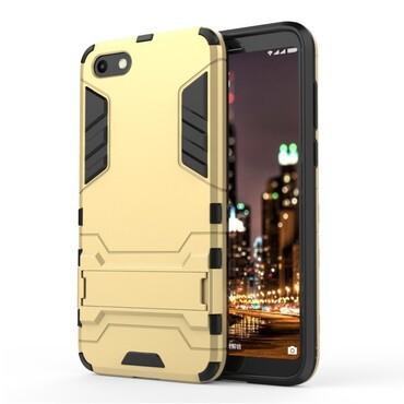 """Robustní obal """"Impact X"""" pro Huawei Y5 2018 / Y5 Prime 2018 / Honor 7s - zlaté barvy"""