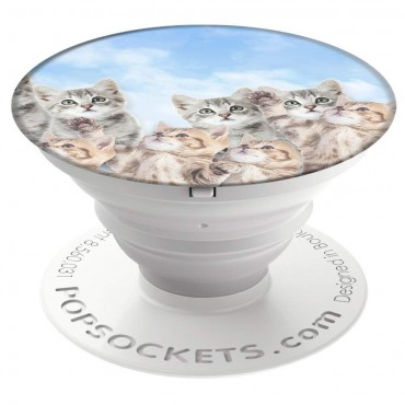 "PopSocket ""Sky Kitties"""