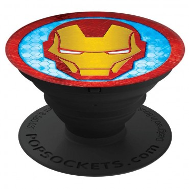 "PopSocket ""Iron Man Icon"""