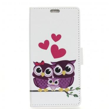 "Módní kryt ""Owl Love"" pro Huawei Mate 20 Lite"