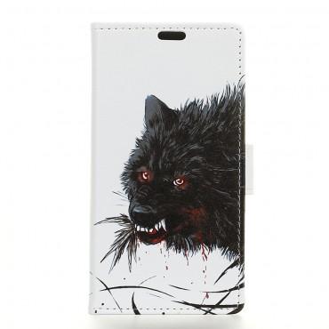 "Módní pouzdro ""Wolf"" pro Huawei Mate 20 Lite"