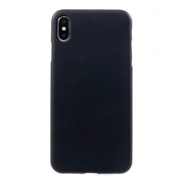 Kryt TPU gel pro iPhone Xs Max - černý