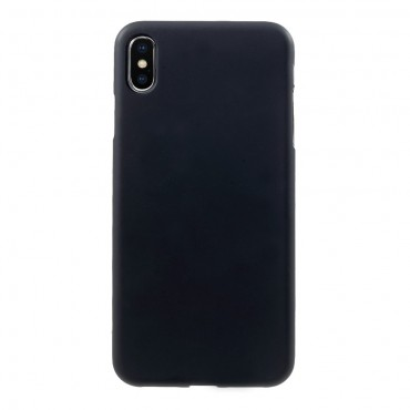TPU gelový obal pro iPhone XS Max - černý