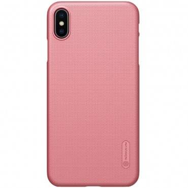 "Premium kryt ""Super Frosted Shield"" pro iPhone Xs Max - růžové"