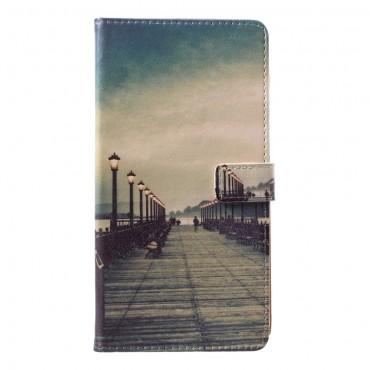 """Módní kryt """"Empty Pier"""" pro iPhone XS Max"""