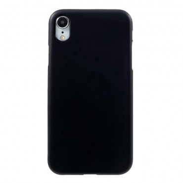 TPU gelový obal pro iPhone XR - černý