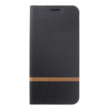 "Módní kryt ""Elegant Line"" pro Huawei Mate 20 Lite - černý"