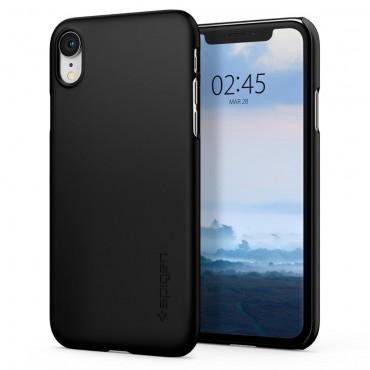 """Kryt Spigen """"Thin Fit"""" pro iPhone XR - černé"""