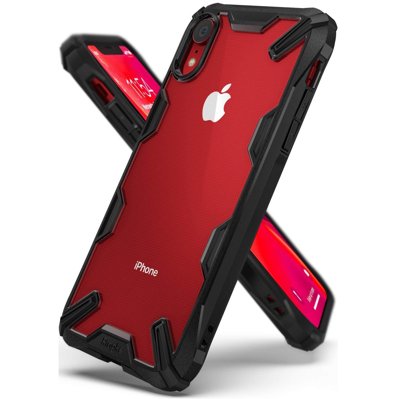 "Kryt Ringke ""Fusion X"" pro váš iPhone XR – black"