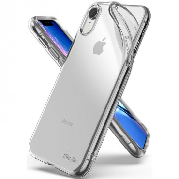"Kryt Ringke ""Air"" pro iPhone XR - clear"