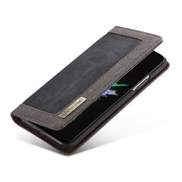 """Premium pouzdro """"Business"""" pro iPhone XR - černé"""