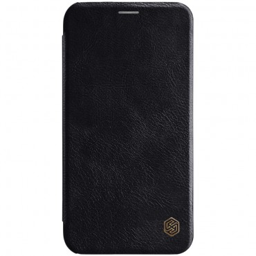 """Elegantní kryt """"Qin"""" pro iPhone XR - černý"""