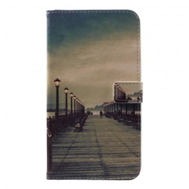 "Módní kryt ""Empty Pier"" pro iPhone XR"