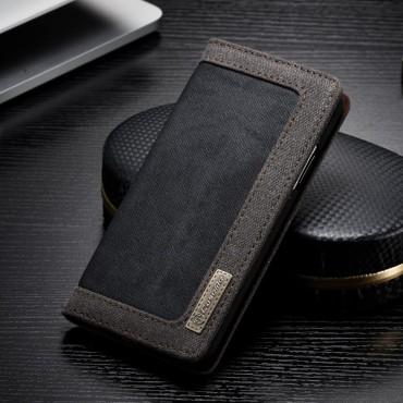 """Prémiový obal """"Business"""" pro iPhone XS Max - černý"""
