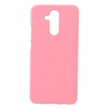 Tvrdý TPU obal pro Huawei Mate 20 Lite - růžový