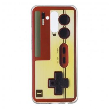 "TPU gelový obal ""Game Handle"" pro Huawei Mate 20 Lite"