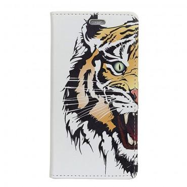 """Módní pouzdro """"Tiger"""" pro Huawei Mate 20 Lite"""